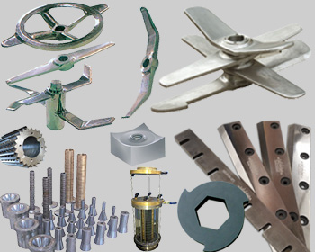 Plastic Machinery Components and Parts