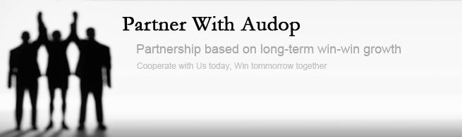 Partner with Audop