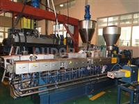 Co-rotating Parallel Twin Screw Extruder