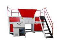 Doube Shaft shredder Machine