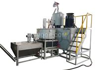 High speed Hot and Cooling Mixer Machine