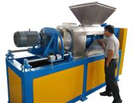 Plastic Film Squeezer machine for drying